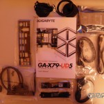 Gigabyte GA-X79-UD5 accesorii