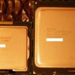 Intel 2500K & 3960X