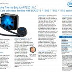 detalii cooler apa Intel Asetek