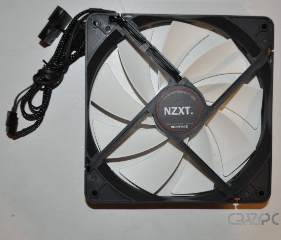 NZXT 140 SPATE