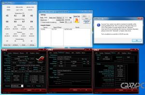PROLIMATECH RED VORTEX 140MM INTEL BURN 1.35V