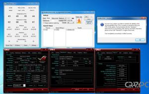 PROLIMATECH RED VORTEX 140MM INTEL BURN 1.3V