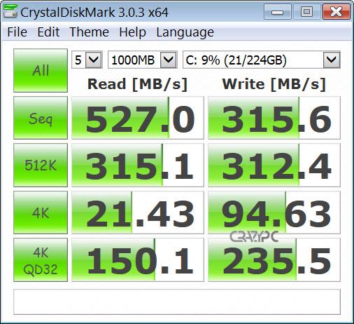 CrystalDisk