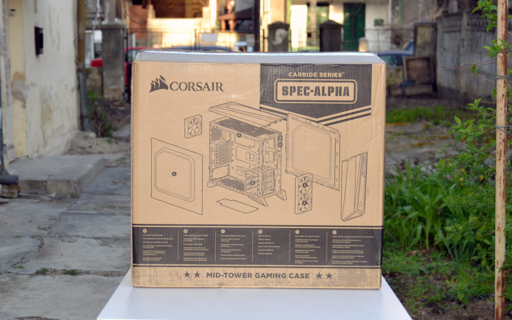 Corsair Carbide Spec Alpha box 3