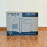 a01 Fractal Design Core 500 box 1