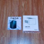 c01 Fractal Design Core 500 booklet
