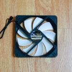 n01 Fractal Design Core 500 fan Silent R3 140 f