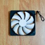 n02 Fractal Design Core 500 fan Silent R3 140 r