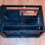 o11 Fractal Design Core 500 interior top 1