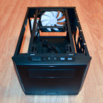 o12 Fractal Design Core 500 interior up 1