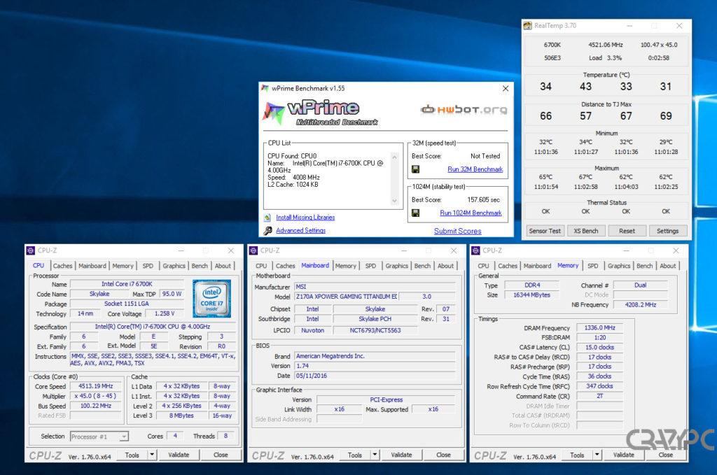 WPRIME 1.25 ARCTIC MX4