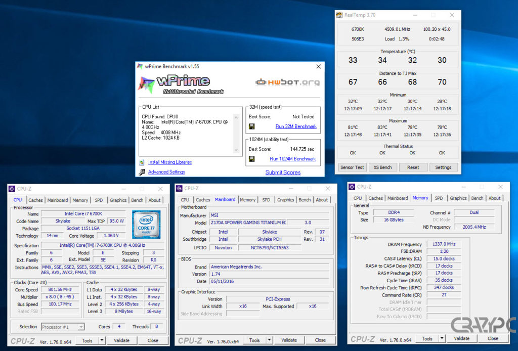 WPRIME 1.35 NT-H1