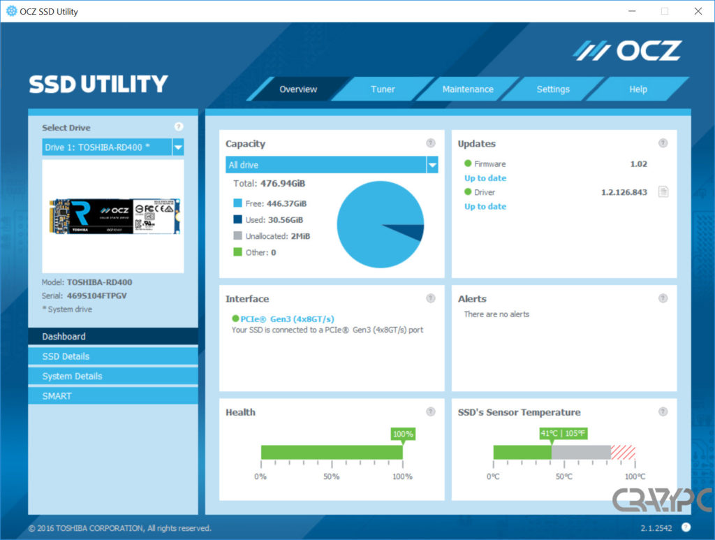 SSD UTILITY1