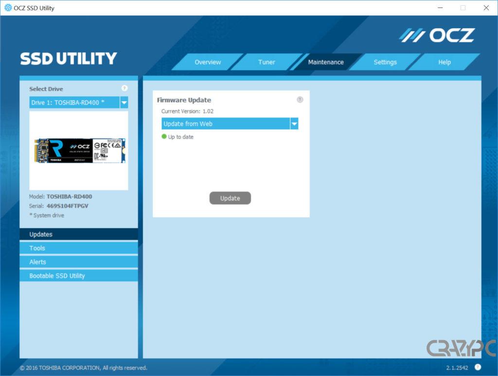 SSD UTILITY3