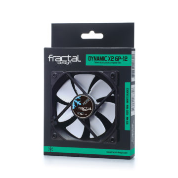 Fractal Deisgn Dynamic X2 GP12 box white