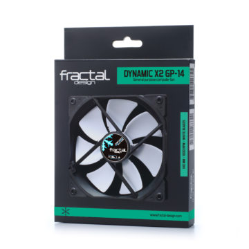 Fractal Deisgn Dynamic X2 GP14 box white