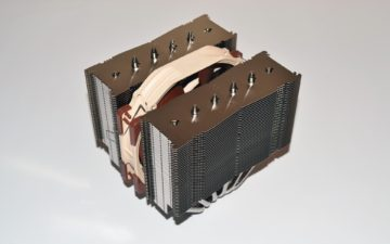 25 noctua chromax covers na-hc3 na-hc4 nh-d15 1