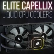 Review Corsair iCUE H115i ELITE CAPELLIX Liquid CPU Cooler