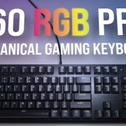 Review Corsair K60 PRO RGB