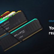 Review Crucial Ballistix 16GB DDR4-3200 Desktop Gaming Memory