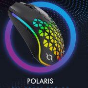 Review Mouse Gaming AQIRYS Polaris Wireless