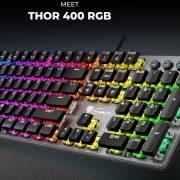 Review Genesis Thor 400 RGB