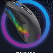 Review Mouse Gaming AQIRYS Phoenix