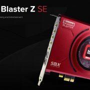 Review Creative Sound Blaster Z SE